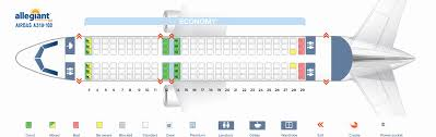 21 Detailed Us Airways A319 Seating Chart