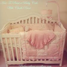 painted baby furniture. How To Paint A Baby Crib With Chalk Painted Furniture R