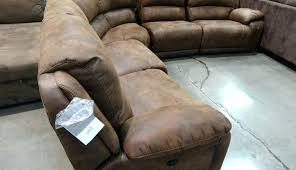 pulaski springfield power reclining sectional costco dunhill grey leather sofa reviews couch home improvement full size