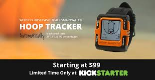 Basketball Tracker Hoop Tracker The First Automatic Basketball Shot Tracking Smartwatch