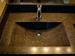 sink and countertop one piece bathroom sink one piece bathroom sink dark 1 piece bathroom sink