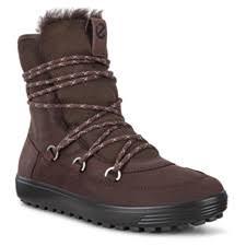Ботинки высокие <b>ECCO SOFT 7</b> TRED 450153/02178 | Цена ...