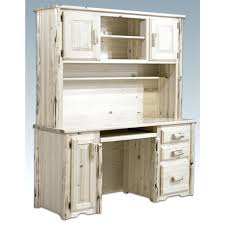 office desk and hutch white distressed wood office desk with hutch elegant office desks designs with