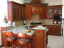 Small Picture Sensational Design Ideas Wood Cabinet Kitchen Cabinets Pictures