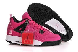 Jordan Iv Gs Voltage Cherry White Black For Women 23941