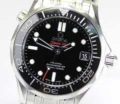 closer rakuten global market ☆ un used omega seamaster 300 un used omega seamaster 300 professional 212 30 36 20 01 002 black characters chronometer omega