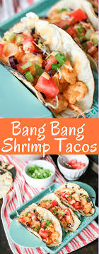 bonefish grill s bang bang shrimp tacos is an easy and delicious recipe that can be made