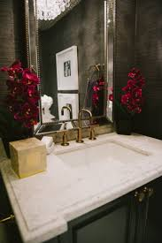 Powder Room Wallpaper 215 Best Powder Room Images On Pinterest Bathroom Ideas Small