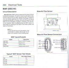 mass airflow sensor problems 1992 mustang 5 0 ford mustang forum click image for larger version maf 1 jpg views 2397 size