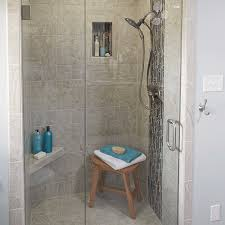 shower no tile shower options tile on the shower wall and tiled shower floors steam