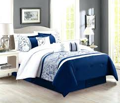 blue and cream quilt sets black bed sheets white teal bedding navy queen plain dark bedspread