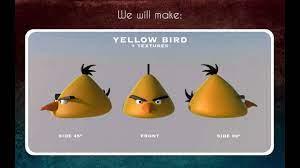 Erstellen einer Angry Birds Go-Szene in Cinema 4D, Teil 1 / 3D & Motion  Graphics | Website-Entwicklung, Computerspiele und mobile Anwendungen.