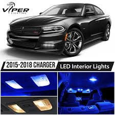 Dodge Charger Lights Details About 2015 2018 Dodge Charger Blue Led Interior Lights Package Kit