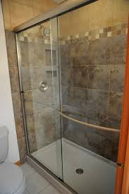 view larger image creative frameless bypass sliding shower doors