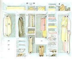 closet redo shoe shelf dimensions standard
