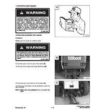 bobcat 7753 skid steer loader service manual pdf bobcat 7753 skid steer loader service manual pdf