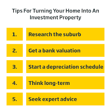 5 Tips For Turning Your Home Into An Investment Coronis