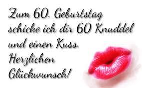 60geburtstag Glückwünsche Und Sprüche