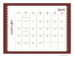 large templates 2018 monthly calendar template large boxes free printable templates