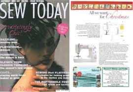 Sewing Machine Magazine