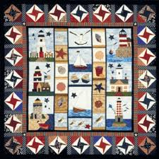 115 best Quilts - Lighthouses / Nautical images on Pinterest ... & Texas Quilt Works Rockwall TX Adamdwight.com