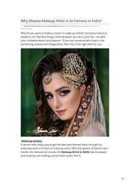 why shweta makeup artist is so famous in india bestbridalmakeupartistindia spot 2018 09 why shweta makeup artist is sofamous html