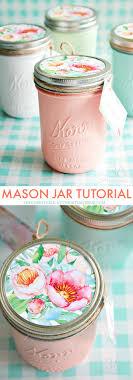 top mason jar craft ideas diy handmade gifts in a jar party ideas