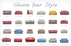 Choose your sofa style