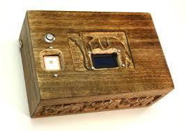 Puzzle Box Design Plans The Reverse Geocache Puzzle Arduiniana
