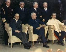 Potsdam Conference Definition Dates Significance History