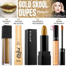 <b>Kat Von D Gold Skool</b> Everlasting Glimmer Veil Dupes - All In The ...