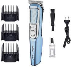 gemei gm 6077 hair beard trimmer