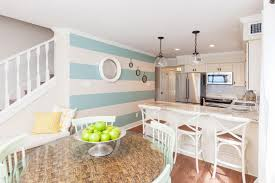 beach house paint colorsA Traditional Beach House With Nautical Details  Beach Flip  HGTV
