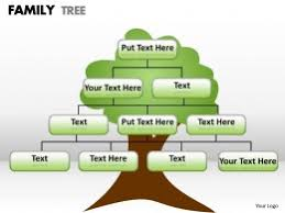 family tree layout family tree 1 14 powerpoint shapes powerpoint slide deck