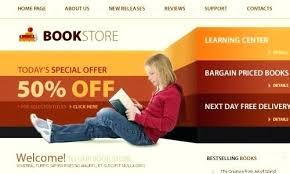 Free Bookstore Website Template Books Shop Template Bookstore Website Free Download 8 Preinsta Co