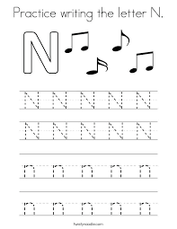 n coloring pages n coloring page practice writing the letter n coloring page for letter n