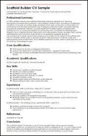 Curriculum Vitae Builder Amazing Cv Builder Resume Template