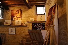 artists studio lighting. Creating Art In Small Studios Artists Studio Lighting W