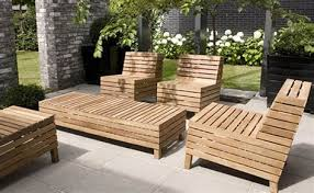 modern wooden outdoor furniture. Modren Outdoor Modern Patio Furniture With Chic Treatment For Fancy House To Wooden Outdoor D