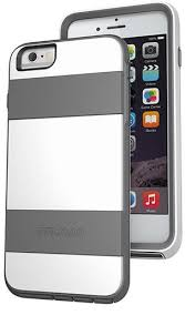 iphone 6 plus white. voyager case for apple iphone 6/6s plus - white iphone 6 s