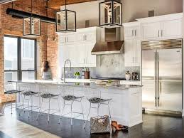 extra long kitchen island with wide stainless steel sink