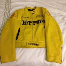 A sporty ferrari biker jacket choice for all the riders and motocross madness enthusiasts looking to drive their two wheelers and vehicles in utter. 2015 Vintage Motorcycle Leather Jacket Ferrari Motorcycle Accessories For Sale In Lafayette Louisiana Sportsman Classifieds La