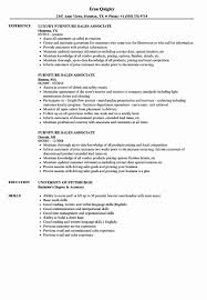Sales Associate Resume Examples Sales Associate Resume Examples New Furniture Sales Associate 19