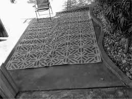contemporary outdoor rugs for decks