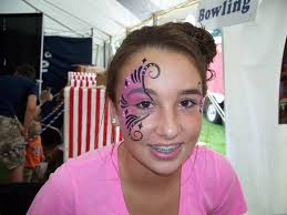 lori and cassie do face painting at many events there are many settings that face painting is the perfect entertainment for birthdays festivals