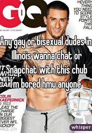 Male bisexuals in illinois
