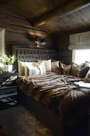 I can't describe the feeling this room gives me, dark and Cozy I