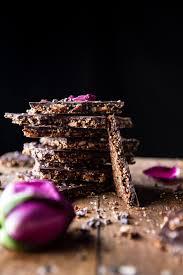 Superfood Chocolate Quinoa Bark. - Half Baked Harvest