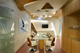 Design of office White Bharat Aggarwal Aclore Interiors Architects Office Spaces Architectska Archdaily
