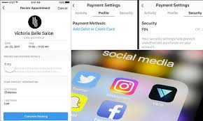 Instagram quietly launches payments feature | Daily Mail Online